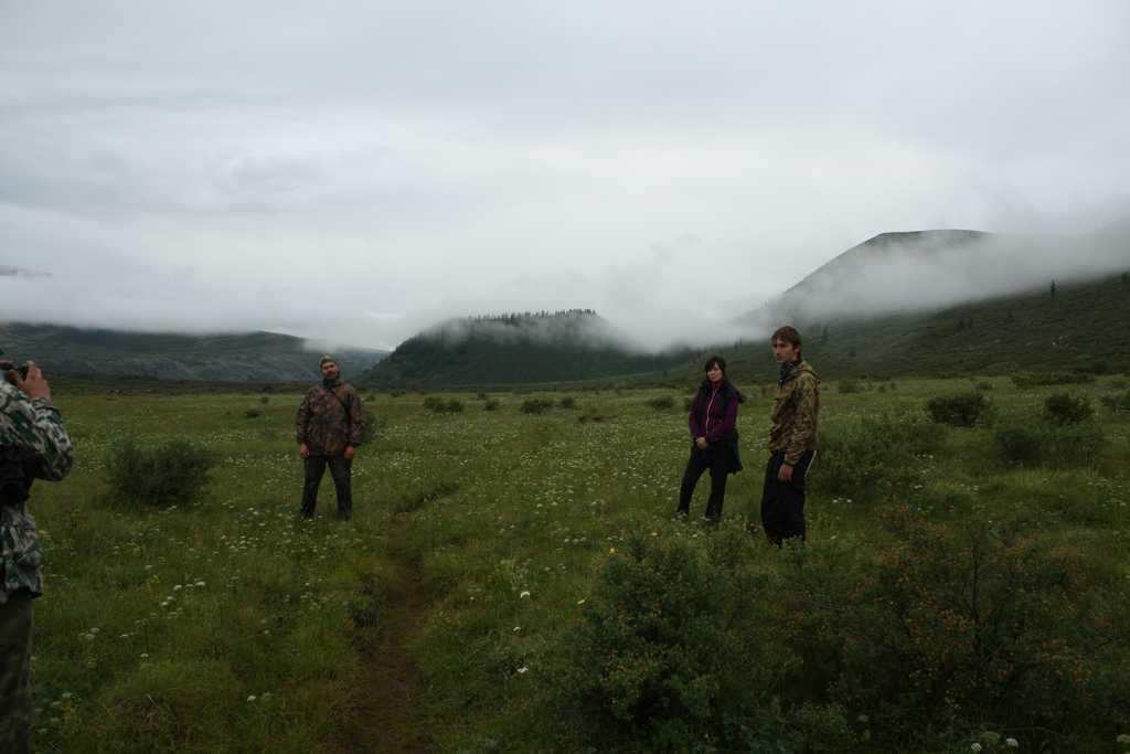 долина вулканов 2012 турклуб